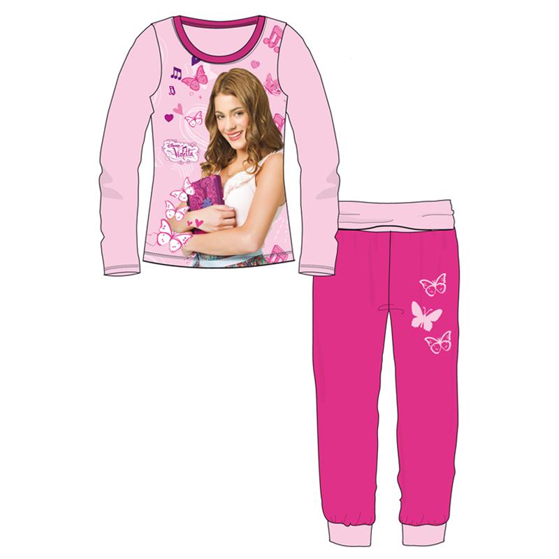 Pyjama violetta - Jeux de fille de violetta ...