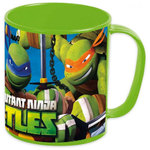 Mug Plastique Tortues Ninja