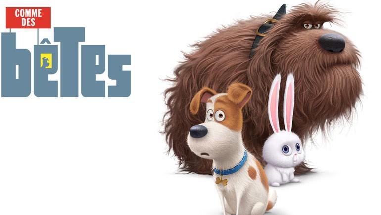COMME DES BÊTES (The Secret Life of Pets)