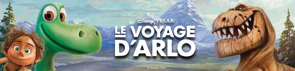 LE VOYAGE D'ARLO DISNEY