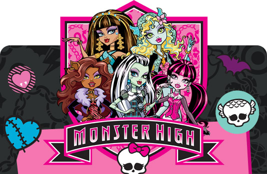 POUPEES MONSTER HIGH